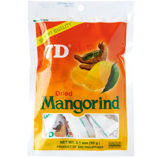 7D Dried Mangorind
