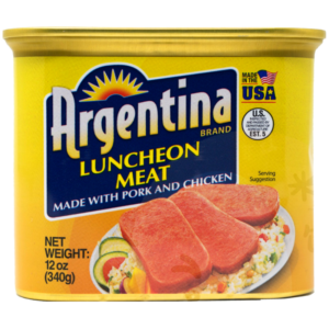 Argentina Luncheon Meat