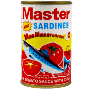 Master Sardines Regular Hot product image
